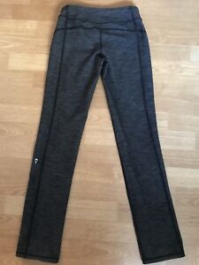Ivivva Reversible tights, size 12