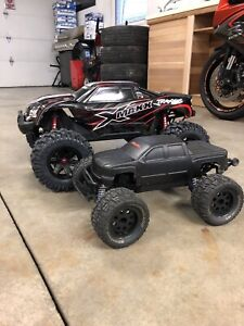 Traxxas Stampede 4x4 $350 FIRM Brushless  Xmaxx not Included