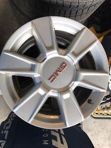 4 Mags Chevrolet GMC origine 5 trous
