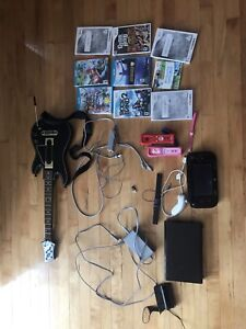 WII U + Games like new condition