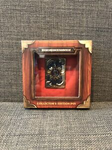 Brand New Hearthstone Power Core Collectible Pin BlizzCon