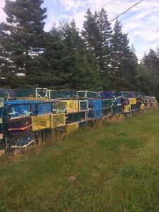 For sale American lobster traps