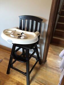 Summer Infant Turtle Tales Wooden High Chair