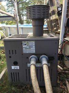 Pool heater - Hayward