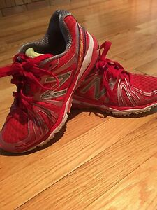 New balance runners fit 7.5/8