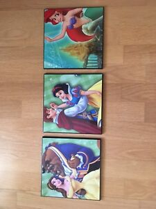 Disney wall hanging pictures