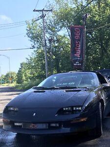 Camaro Z28 1998 manuelle 6 vitesses !