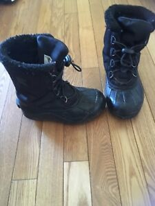 Sorel boy's winter boots.