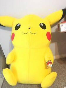 GIANT POKEMON PLUSH