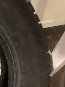Bridgestone Blizzak WS60 205/70r15 Winter