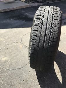 Barely Used Michelin Latitude XIce2