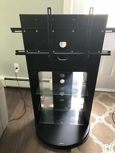 Tv stand (swivels)