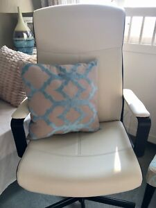 Mint! Ikea Faux Leather Office Chair