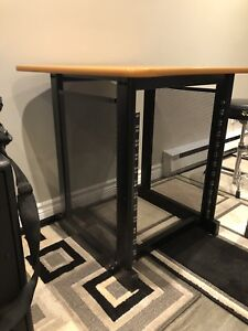 Recording Desk Side Rack