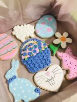 EASTER Cookie Decorating  private Class (party)