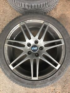 Audi A4/S4/A5/S5 - RS4 style Rims and tires - great deal!!