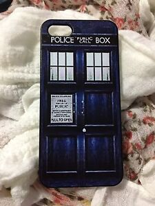 iPhone 5S Phone Case - Dr. Who Tardis