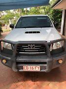 Hilux Dual Cab 4WD Diesel 2013 Wanguri Darwin City Preview
