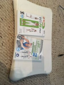Nintendo wii accessories and games