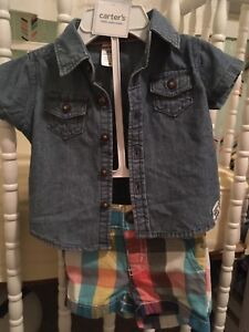 Carters newborn outfit