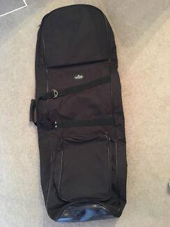 Golf over bag travel bag