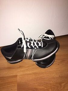 SIZE 8- BRAND NEW - NIKE TAC (Traction at Contact) shoes