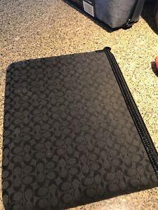 Coach Tablet/iPad case