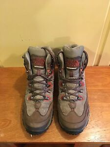 North Face hiking boots - men's size 12