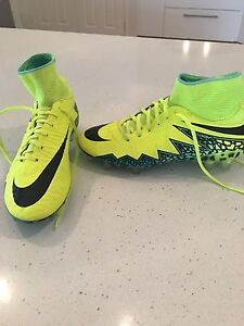 Nike Jr. Hypervenom Phantom II Sock Football Boots size US4 /UK3.5 Iluka Joondalup Area Preview