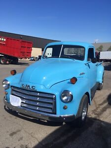 1949 GMC Project Pickup