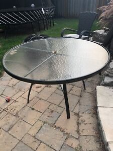 Patio Table 48""