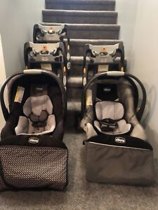 Chicco Keyfit 30 Infant Seat and 2nd Extra Base