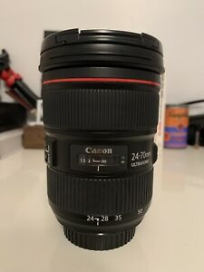 CANON EF 24-70 mm f/2.8 (LIKE NEW) Lens