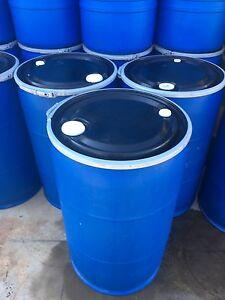 Plastic drums Bibra Lake Cockburn Area Preview