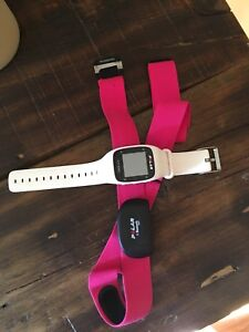 Polar m400 and heart rate strap