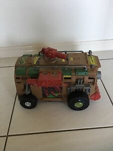 Ninja Turtle Truck Caboolture Caboolture Area Preview