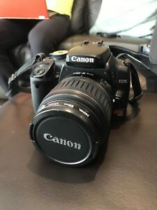 Complete DSLR Canon Rebel XTi Kit