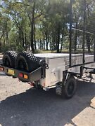 Black series dominator camper trailer Pheasants Nest Wollondilly Area Preview