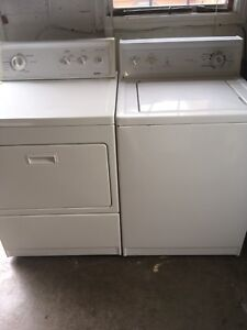 KENMORE   W&D ( If ad is posted it's still available)