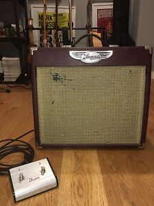 Traynor YCV20RW guitar all-tube amp Port Melbourne Port Phillip Preview