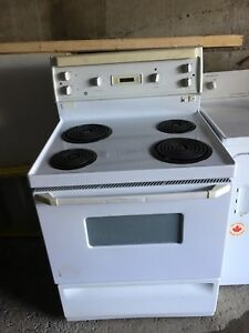 GE stove perfect working condition