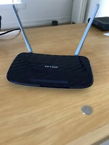 Wireless Dual Band Router + Cable Modem and Cables