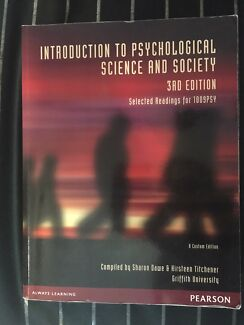 Introduction to social psychology textbook textbooks gumtree introduction to psychological science and society 3rd ed textbook fandeluxe Image collections