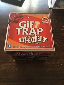 Gift Trap - Board Game