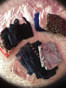 Lot vêtements XS