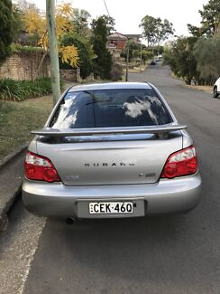 2004 Subaru Impreza RS 2.5L