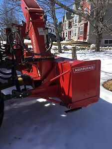 Normand snow blower