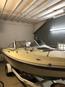 19 Foot Thundercraft (Project Boat)
