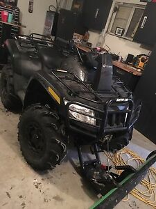 2015 arctic cat mudpro 700