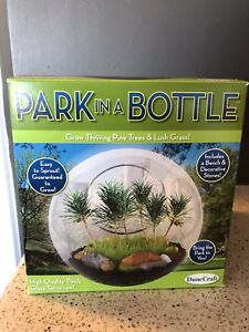 This is the Park in a Bottle Kit by DuneCraft.